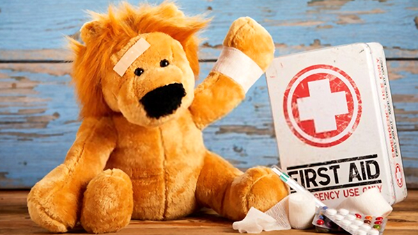 Emergency Paediatric First Aid at Work